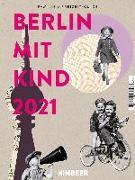 Cover-Bild zu BERLIN MIT KIND 2021 von HIMBEER Verlag (Hrsg.)