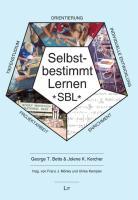 Cover-Bild zu Der Weg des selbstbestimmten Lernens von Betts, George T.