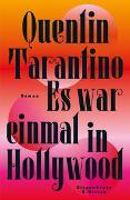 Cover-Bild zu Es war einmal in Hollywood von Tarantino, Quentin