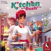 Cover-Bild zu Kitchen Rush, d