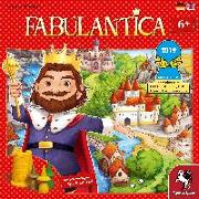 Cover-Bild zu Fabulantica