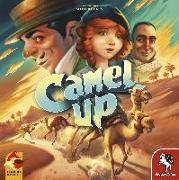 Cover-Bild zu Camel Up 2nd Edition (eggertspiele)