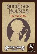 Cover-Bild zu Spiele-Comic Krimi: Sherlock Holmes 01(Hardcover)