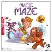 Cover-Bild zu Magic Maze (deutsche Ausgabe)