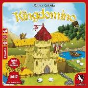 Cover-Bild zu Kingdomino, Revised Edition ***Spiel des Jahres 2017***