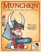 Cover-Bild zu Munchkin (Kartenspiel) von Jackson, Steve (Hrsg.)
