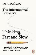 Cover-Bild zu Thinking, Fast and Slow von Kahneman, Daniel