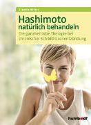 Cover-Bild zu Hashimoto natürlich behandeln von Ritter, Claudia