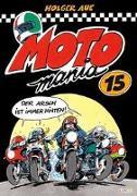 Cover-Bild zu MOTOmania Band 15 von Aue, Holger