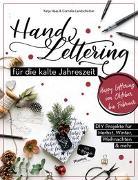 Cover-Bild zu Handlettering für die kalte Jahreszeit von Haas, Katja