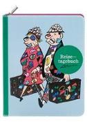 Cover-Bild zu Loriot - Reisetagebuch