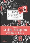 Cover-Bild zu Handlettering Übungsheft Volume 2 von Haas, Katja