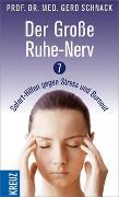 Cover-Bild zu Der Große Ruhe-Nerv von Schnack, Gerd