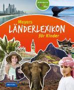 Cover-Bild zu Meyers Länderlexikon für Kinder von Apel, Liane