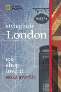 Cover-Bild zu styleguide London von Graville, Saska