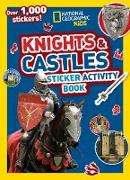 Cover-Bild zu Knights and Castles Sticker Activity Book von Kids, National Geographic