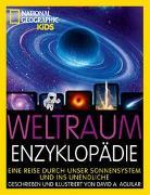 Cover-Bild zu Weltraum-Enzyklopädie: Eine Reise durch unser Sonnensystem und ins Unendliche von Aguilar, David