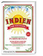 Cover-Bild zu Indien - Das Kochbuch von Pant, Pushpesh
