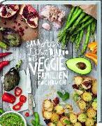 Cover-Bild zu Das Veggie-Familienkochbuch von Ask, Sara