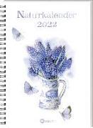 Cover-Bild zu Naturkalender 2022 von Bastin, Marjolein
