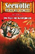 Cover-Bild zu Seewölfe - Piraten der Weltmeere 692 (eBook) von McMason, Fred