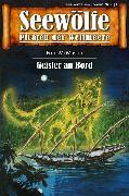 Cover-Bild zu Seewölfe - Piraten der Weltmeere 697 (eBook) von McMason, Fred
