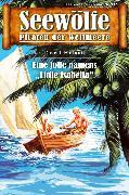 Cover-Bild zu Seewölfe - Piraten der Weltmeere 724 (eBook) von J.Harbord, Davis