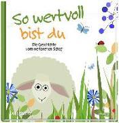 Cover-Bild zu So wertvoll bist du von Günther, Anja