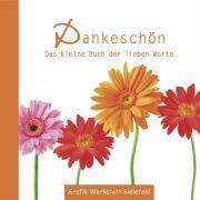 Cover-Bild zu Dankeschön von Mariss, Jochen