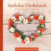 Cover-Bild zu Herzlichen Glückwunsch. Mini-Ausgabe von Mariss, Jochen (Hrsg.)