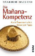 Cover-Bild zu Die Mañana-Kompetenz von Frank, Gunter