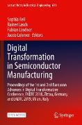 Cover-Bild zu Digital Transformation in Semiconductor Manufacturing von Keil, Sophia (Hrsg.)