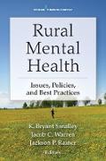 Cover-Bild zu Rural Mental Health (eBook) von Smalley, K. Bryant (Hrsg.)