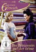 Cover-Bild zu Die Prinzessin auf der Erbse von Andersen, Hans Christian