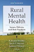 Cover-Bild zu Rural Mental Health von Rainer, Jackson P. (Hrsg.)