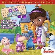 Cover-Bild zu Disney - Doc McStuffins - Folge 3 (Audio Download) von Bingenheimer, Gabriele