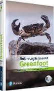Cover-Bild zu Einführung in Java mit Greenfoot (eBook) von Kölling, Michael