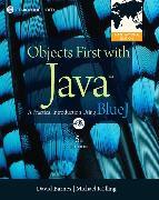 Cover-Bild zu Objects First with Java von Barnes, David J.