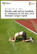 Cover-Bild zu Das Akutmaß und die Kurzskala zur Erfassung von Erholung und Beanspruchung im Sport (eBook) von Kellmann, Michael