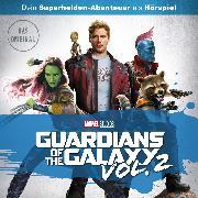 Cover-Bild zu Guardians of the Galaxy Vol. 2 (Das Original-Hörspiel zum Marvel Film) (Audio Download) von Arnold, Cornelia