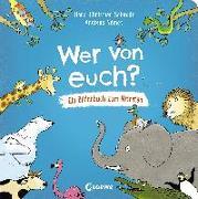 Cover-Bild zu Wer von euch? von Schmidt, Hans-Christian