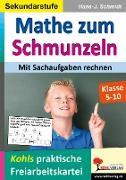Cover-Bild zu Mathe zum Schmunzeln / Sekundarstufe - Mit Sachaufgaben rechnen (eBook) von Schmidt, Hans-J.