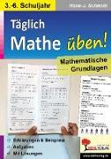Cover-Bild zu Täglich Mathe üben! (eBook) von Schmidt, Hans-J.