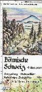 Cover-Bild zu Böhmische Schweiz 1 : 40 000 von Böhm, Rolf