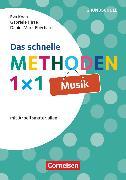 Cover-Bild zu Das schnelle Methoden 1x1 - Grundschule, Musik, Mit Arbeitsmaterialien, Buch von Eberhard, Daniel Mark