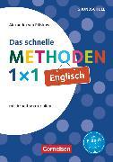 Cover-Bild zu Das schnelle Methoden 1x1 - Grundschule, Englisch, Mit Arbeitsmaterialien, Buch mit Kopiervorlagen über Webcode von von Plüskow-Kaminski, Alexandra