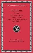 Cover-Bild zu Stichus. Three-Dollar Day. Truculentus. The Tale of a Traveling-Bag. Fragments von Plautus