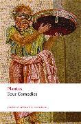 Cover-Bild zu Four Comedies von Plautus