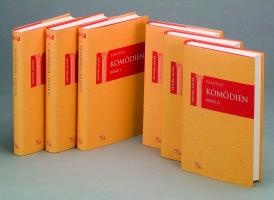 Cover-Bild zu Komödien. 6 Bände von Plautus