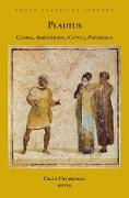 Cover-Bild zu Casina, Amphitryon, Captivi, Pseudolus von Plautus